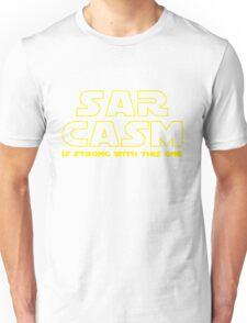 Sarcasm T Shirt Unisex T-Shirt