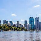 Brisbane Panorama by Keith G. Hawley