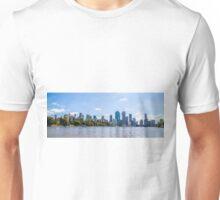 Brisbane Panorama Unisex T-Shirt