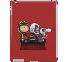 Snoopy Going In Space iPad Case/Skin
