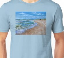 Summer seaside in Lithuania Unisex T-Shirt