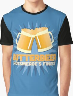 Butterbeer - Harry Potter Graphic T-Shirt