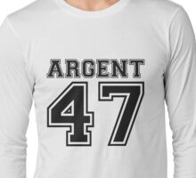 Allison Argent 47 Long Sleeve T-Shirt