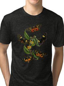 TIR - Butterfly-2 Tri-blend T-Shirt