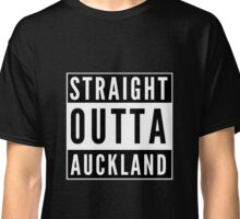 Straight Outta Auckland Classic T-Shirt