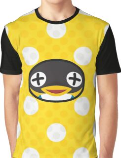 CUBE ANIMAL CROSSING Graphic T-Shirt