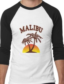 Malibu rum  Men's Baseball ¾ T-Shirt