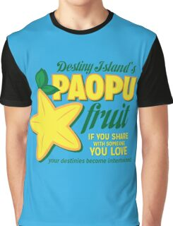 Paopu Fruit - Kingdom Hearts Graphic T-Shirt