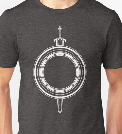 Sword & Shield Unisex T-Shirt
