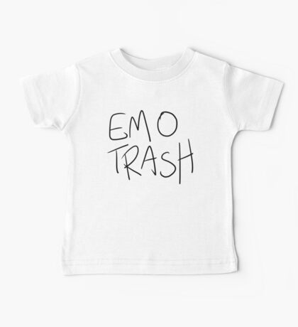 EMO TRASH Baby Tee