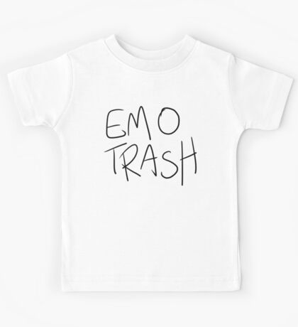 EMO TRASH Kids Tee