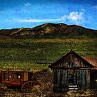 Bonner Pass, California USA by Mike Pesseackey (crimsontideguy)