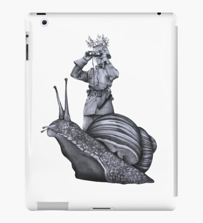 In which no explanation can be found iPad Case/Skin