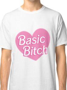 Basic Bitch Blue Classic T-Shirt