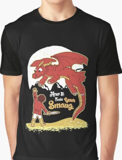 How to Train your Smaug Graphic T-Shirt