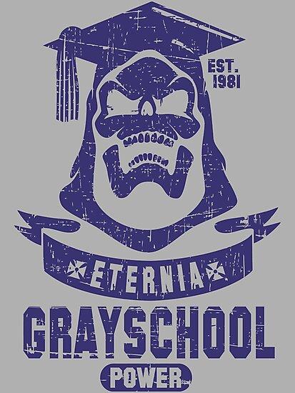 GraySchool Power II by loku