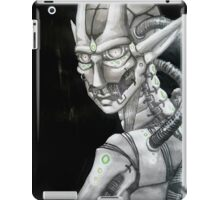 Robot Take Over iPad Case/Skin