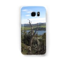 View from Brady's Lookout Samsung Galaxy Case/Skin