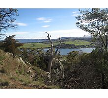 View from Brady's Lookout Photographic Print