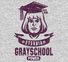 GraySchool Power! by loku