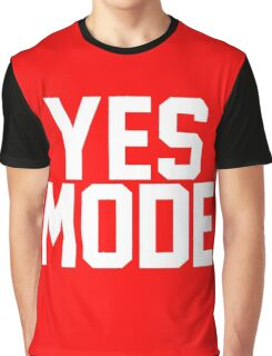 YES Mode Graphic T-Shirt