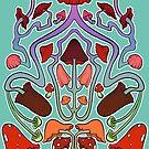 Mushrooms by JadeGordon