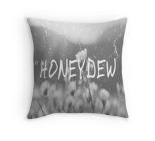 Honeydew Throw Pillow