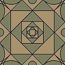 Square Roses by Jordan Duff