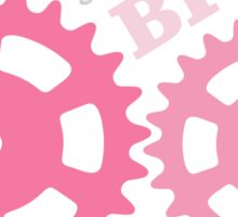 BFF Mechanism (pink) Sticker