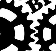 BFF Mechanism (black) Sticker