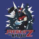 JaegerZ vs. Kaiju by loku