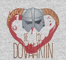 be my dovahkiin One Piece - Short Sleeve