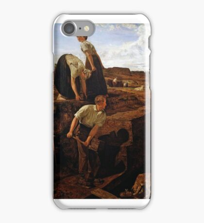 Thomas Wade - Turf Cutter iPhone Case/Skin