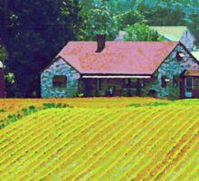 Farm Homestead Sticker