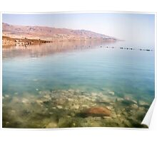 Bright Day at the Dead Sea Poster