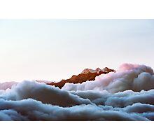 Die höchsten Berge Kolumbiens Photographic Print