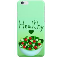 Happy Salad iPhone Case/Skin