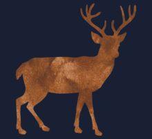 deer (watercolour) One Piece - Long Sleeve