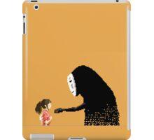 8 bit Spirited away iPad Case/Skin