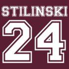 Stilinski 24 by Julia Gorst
