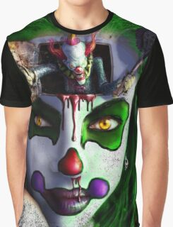 KILLER CLOWN Graphic T-Shirt