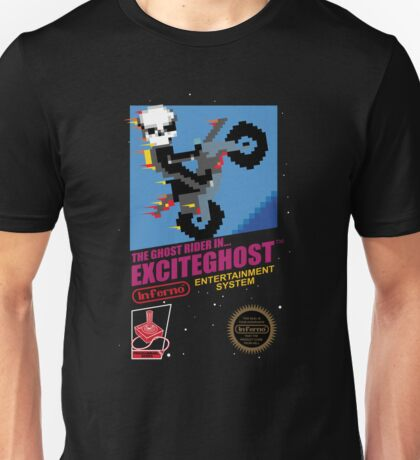 Exciteghost! 2.0 Unisex T-Shirt