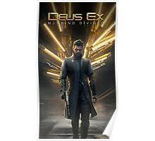 Deus Ex: Adam Jensen Icarus (Print) Poster