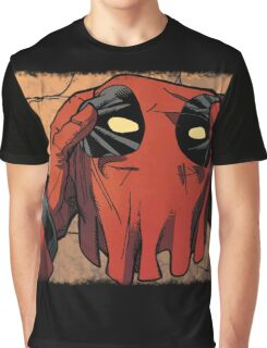 UNMASK Graphic T-Shirt