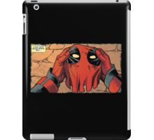 UNMASK iPad Case/Skin