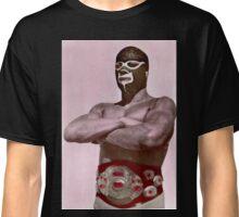 Luchador enmascarado Classic T-Shirt