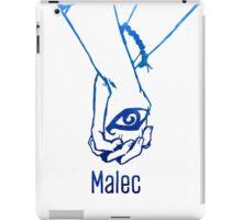 Malec Hands iPad Case/Skin