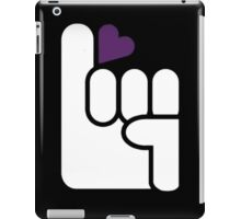 Hopeful Logo iPad Case/Skin