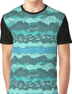 Tentacles 1 Graphic T-Shirt
