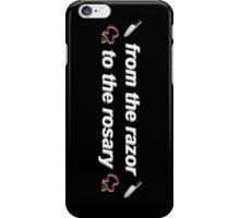 My Chemical Romance Lyrics iPhone Case/Skin